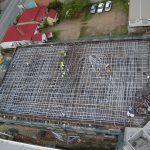 steel aluminium fabrication safety remedial civil concrete reservoir advanced concrete engineering post tension tank prestress slab