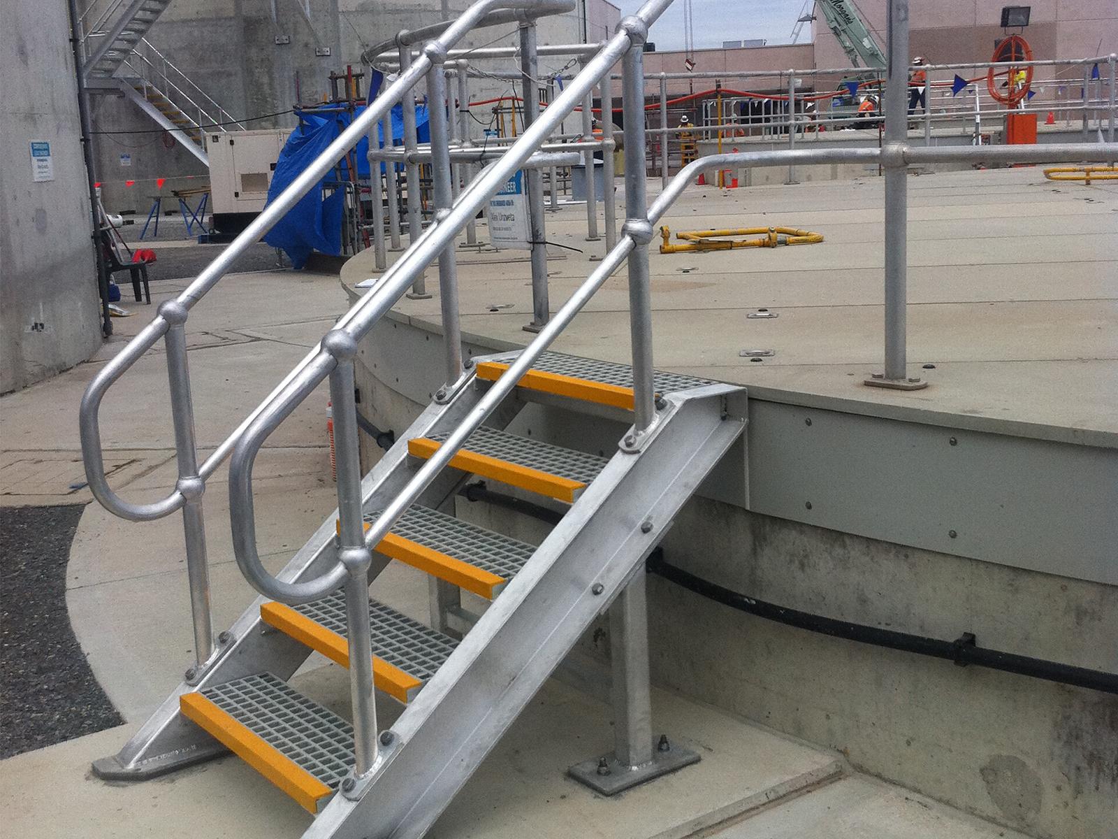 steel aluminium fabrication safety civil concrete reservoir advanced concrete engineering post tension tank prestress slab